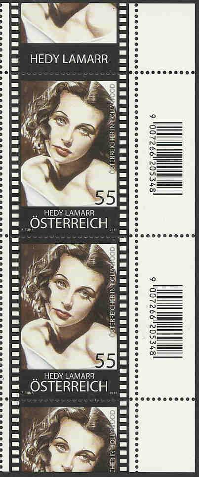 Briefmarken - Briefmarken mit durchlaufenden Markenbild Durchl12
