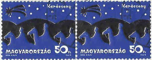 Briefmarken - Briefmarken mit durchlaufenden Markenbild Durchl13