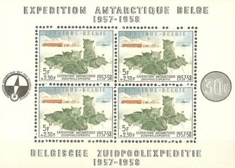 Belgien Michel 1073 Farbvariante ? Dyn00710