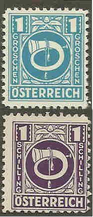 Dauermarken in Nachkriegsdeutschland Freima10
