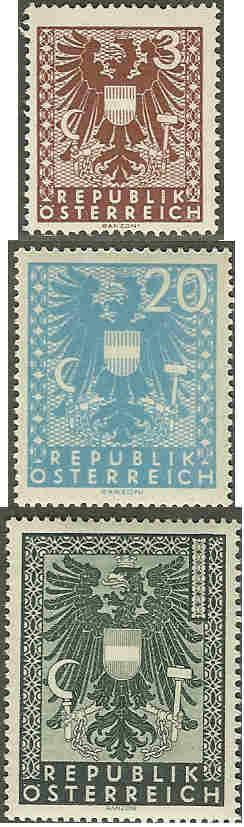 Dauermarken in Nachkriegsdeutschland Freima11
