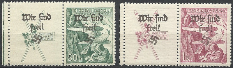 sudetenland - Sudetenland - Ausgabe für Reichenberg Sudete12