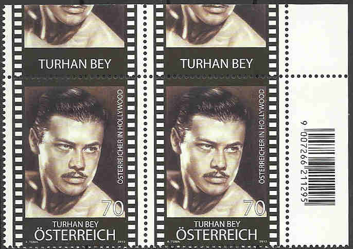 Briefmarken mit Ränder Thurha10