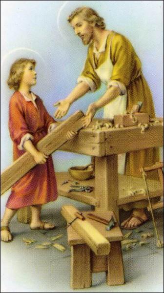 Saint Joseph artisan (1er mai 2012) Saint_12