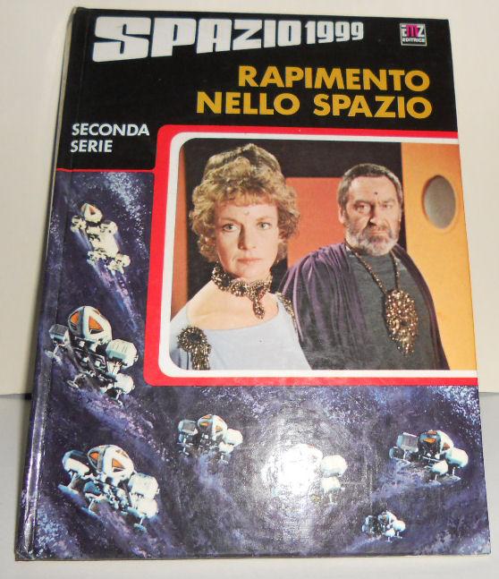 """CERCO SPAZIO 1999 - LIBRO AMZ EDIZIONI """"GLI STREGONI DEL COSMO"""" Rapime10"""