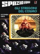 """CERCO SPAZIO 1999 - LIBRO AMZ EDIZIONI """"GLI STREGONI DEL COSMO"""" Strego10"""