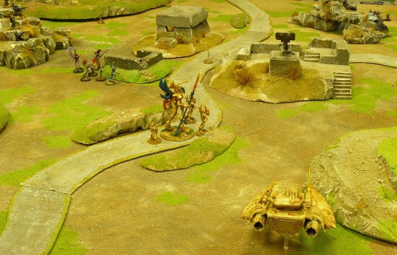Warhammer 40K. Galerie de Batailles ! P1160934