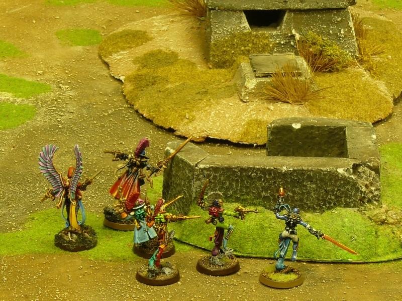 Warhammer 40K. Galerie de Batailles ! P1160935