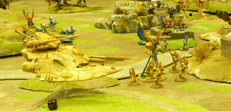 Warhammer 40K. Galerie de Batailles ! P1160937