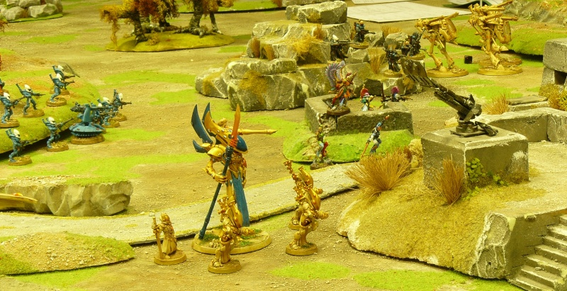 Warhammer 40K. Galerie de Batailles ! P1160938