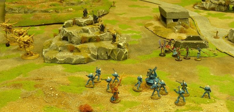 Warhammer 40K. Galerie de Batailles ! P1160941