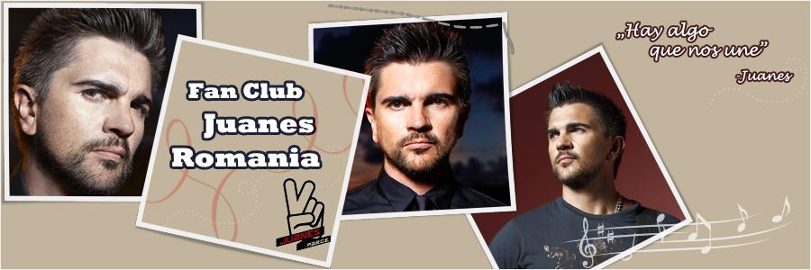 Juanes Romania