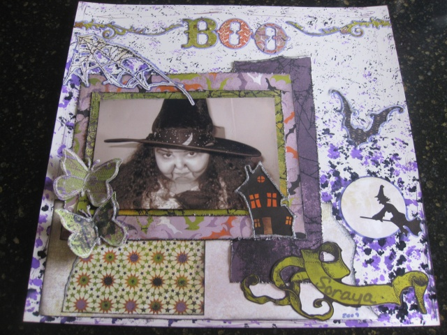 L'alcohol Ink Boo10