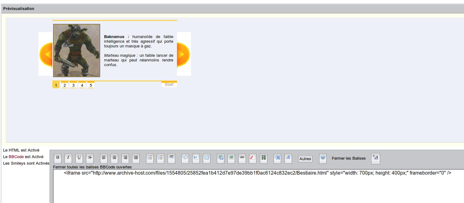 Le Java bloque la progression de la page... Captu251