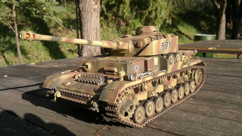 Panzer IV Tamiya in arrivo; mio primo carro 23102010
