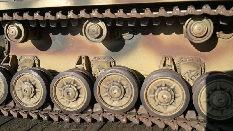 Panzer IV Tamiya in arrivo; mio primo carro 23102012