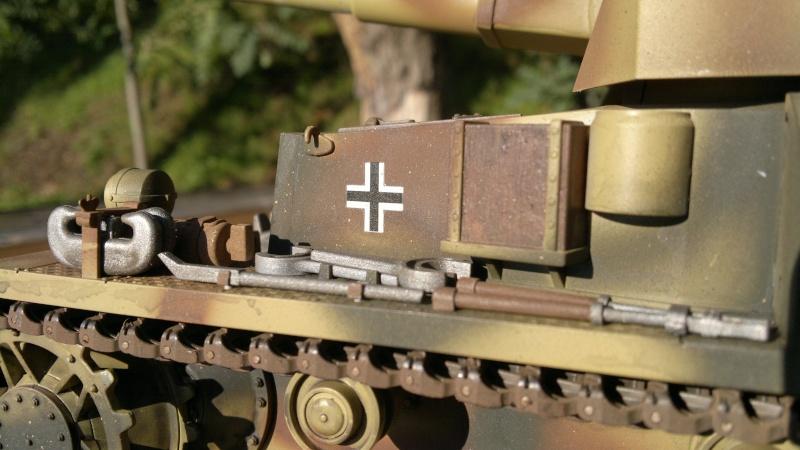 Panzer IV Tamiya in arrivo; mio primo carro 23102013