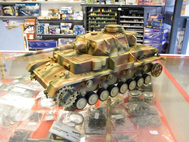 Panzer IV Tamiya in arrivo; mio primo carro Panzer10