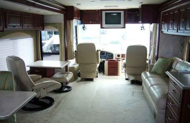 À VENDRE - Motorisé Phaeton 2006  P1100012