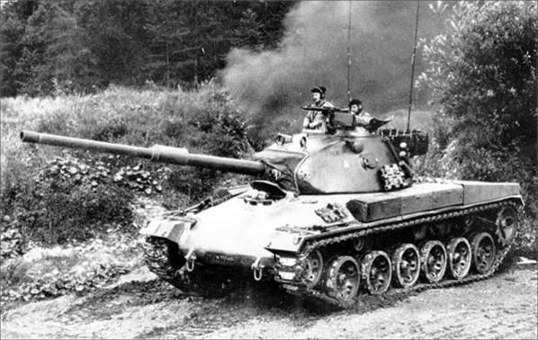 Idée à développer pour faire un tank Char110