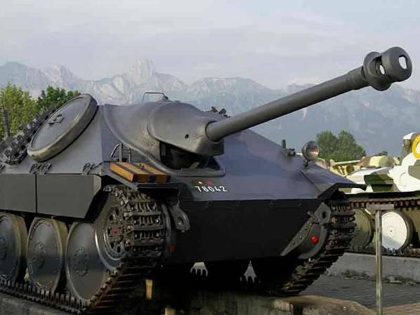 Idée à développer pour faire un tank Char210