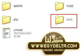شرح تركيب مدونة ورد بريس على سيرفرك الشخصي localhost Udr18710