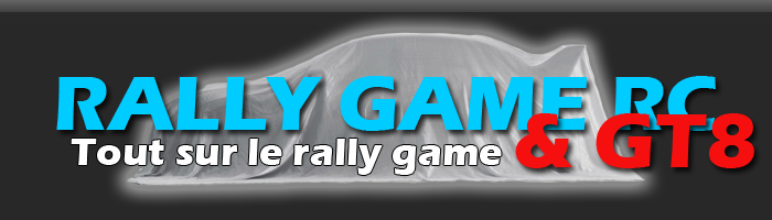 Rally Game / GT8 RC
