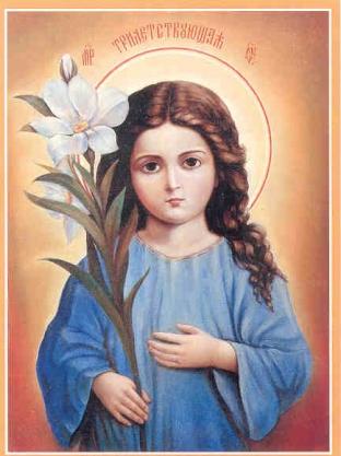 Qu'elle est belle NOTRE-DAME ! (icônes orthodoxes de la Vierge Marie et l'Enfant Jésus) A12