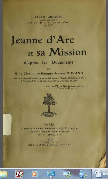 Procès de Jeanne d'Arc Captur20