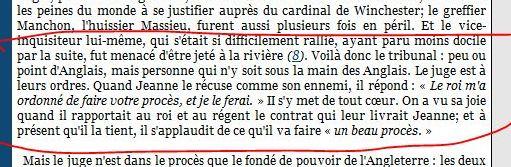 Évêque de Beauvais, qui vous a mandaté pour juger Jeanne d'Arc? Captur23