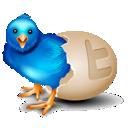 ايقونات تويتر للمواقع Twitte10