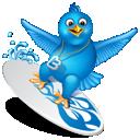 ايقونات تويتر للمواقع Twitte12