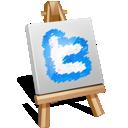 ايقونات تويتر للمواقع Twitte36