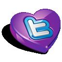 ايقونات تويتر للمواقع Twitte48