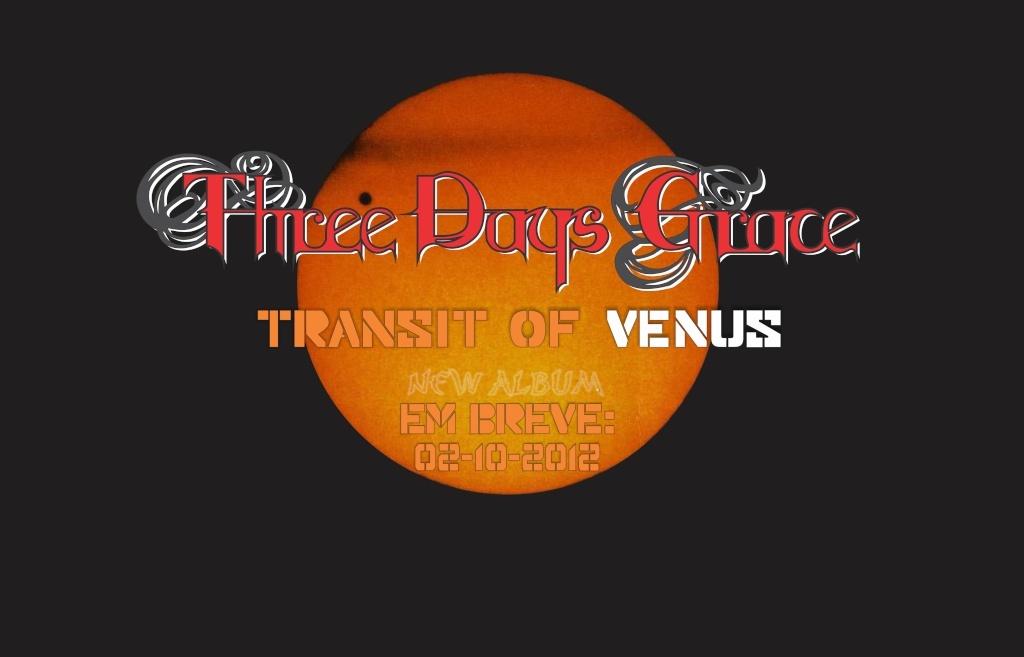 Three Days Grace - Fórum Brasil - Bem Vindo