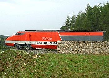 Samedi 15 octobre 2011 - en 1971 252km/h avec un TurboTrain 14407610