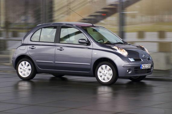 Nissan Micra, était-ce une New Catch? 2009-110