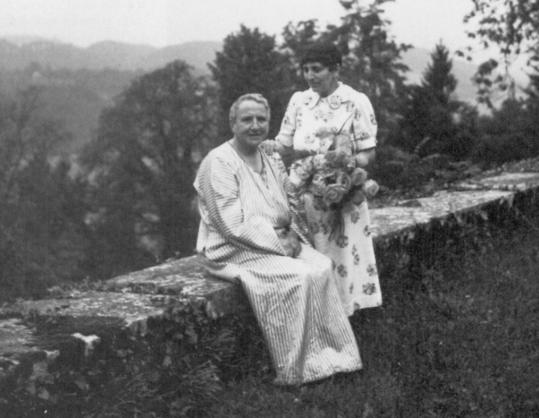 Gertrude Stein 539w10