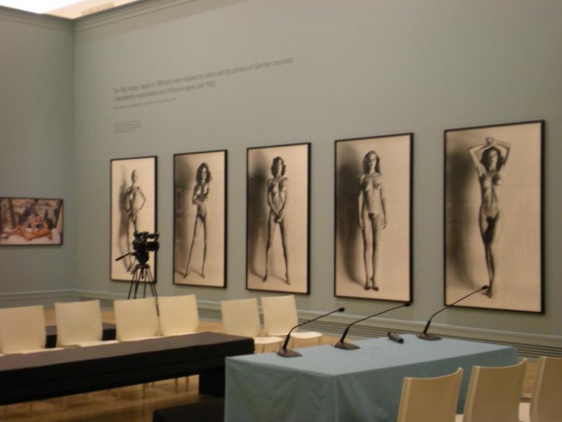 Helmut Newton - exposition au Grand Palais - 7 juin 2012 75452-10