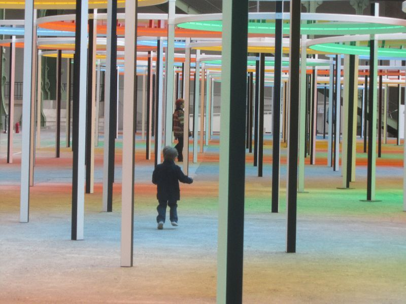 Daniel Buren - Monumenta 2012 - Grand Palais 75596210