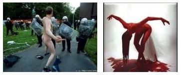 Juxtapositions oulipiennes d'images - Poésie des contrastes _aacog10