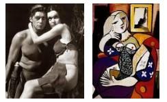 Juxtapositions oulipiennes d'images - Poésie des contrastes _bras10