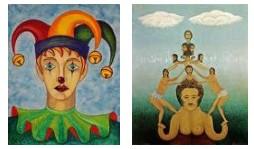 Juxtapositions oulipiennes d'images - Poésie des contrastes _cirqu10