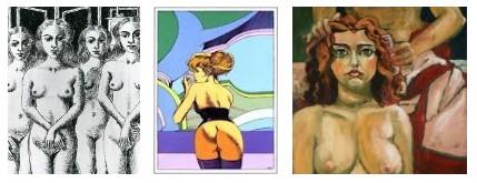 Juxtapositions oulipiennes d'images - Poésie des contrastes _delva10