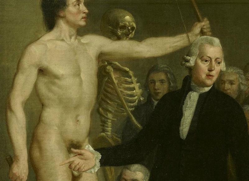la plus belle peinture hollandaise de femme nue Adrain10