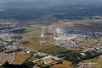 Mérignac, banlieue de Bordeaux Aeropo10