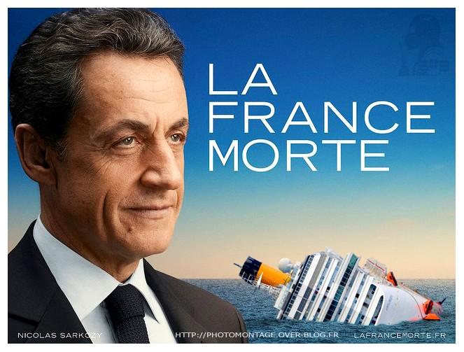 La France forte... le retour Affich13