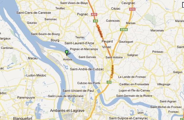 Ambès, entre Garonne et Gironde Ambasc10