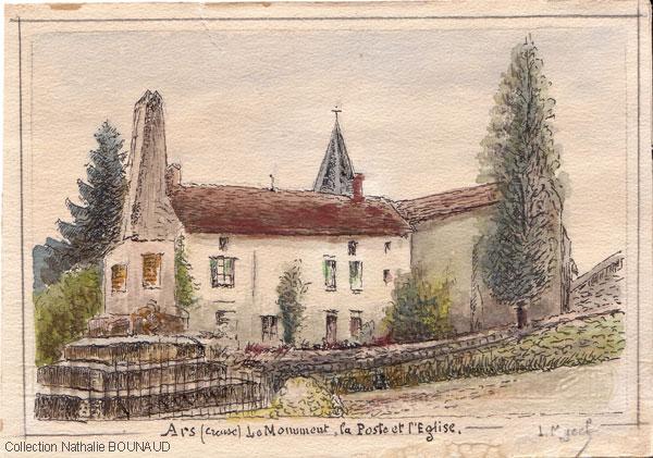 Mardi 27 décembre 2011 - Mon nom est Personne - entre St Georges la Pouge et St Sulpice les champs Ars10