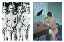 Juxtapositions oulipiennes d'images - Poésie des contrastes Attent10